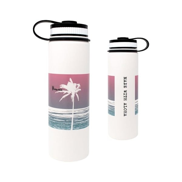 Hawaiian Gradient Flasks