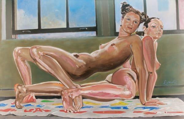 Twister Iii Art | Sandy Garnett Studio