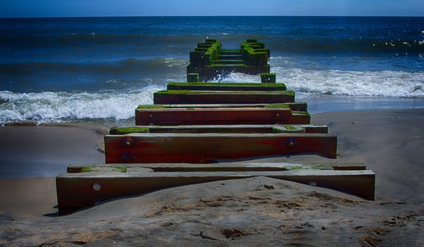 Fine Art Photographs of Romantic Shores in Rehoboth Beach by Michael Pucciarelli