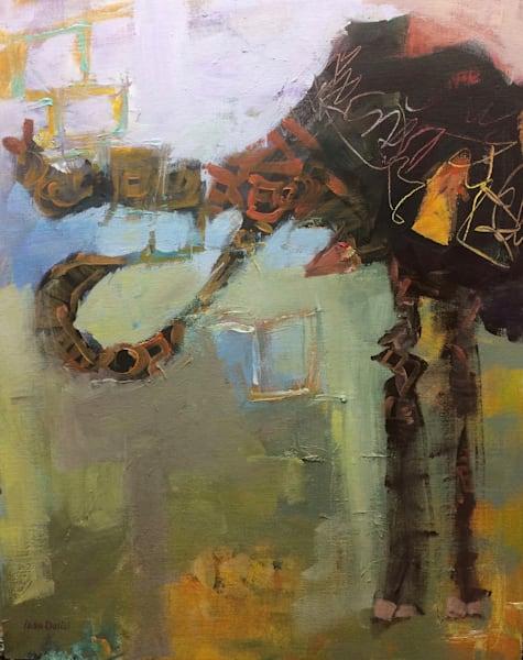 Elephant  Art | Lesa Delisi, Fine Arts