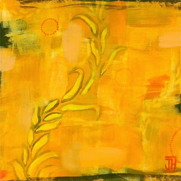 Colorscape 3, original painting by Jenny Hahn