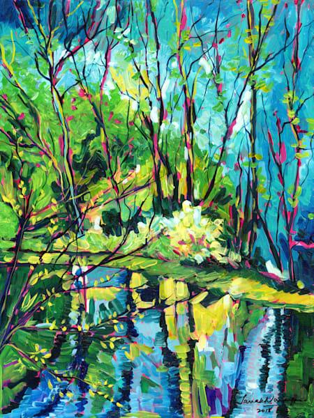 Reflected Glory Art | Janak Narayan Fine Art