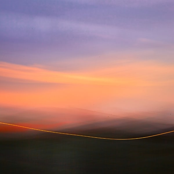 Soft, calming meditative photograph.