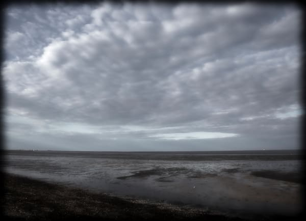 Sky over Slaughter Beach 2