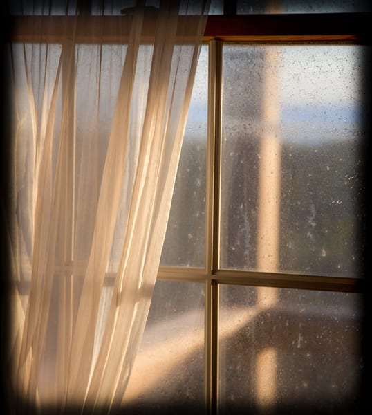 Golden Hour Window Photography Art | David Frank Photography