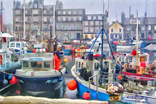 Kirkwall Harbour