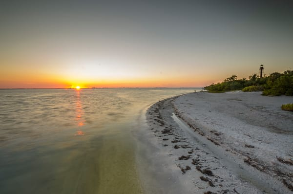 Sanibel Sunrise Serenity