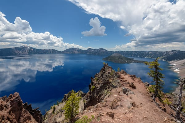 Crater Lake Refections