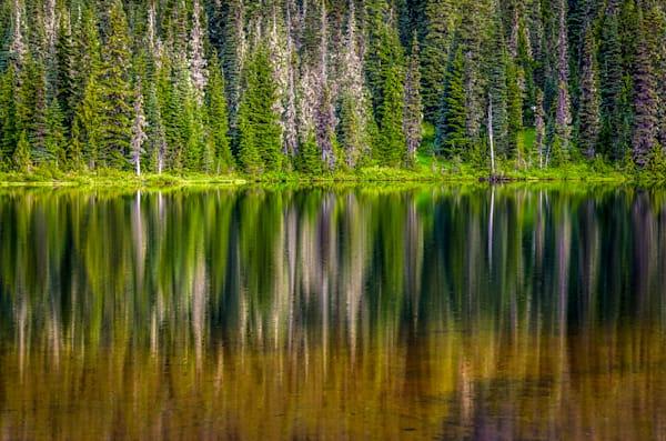 Reflection Lake, WA