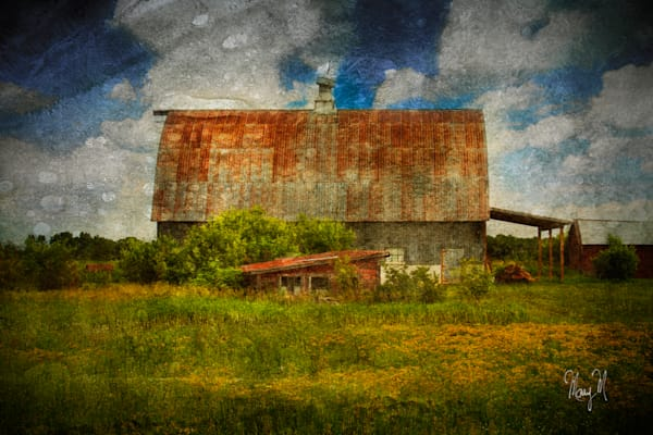 Geoscape The Farm Art | FortMort Fine Art