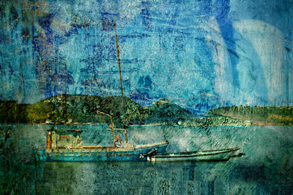 Geoscape Pirates At Sea Art | FortMort Fine Art