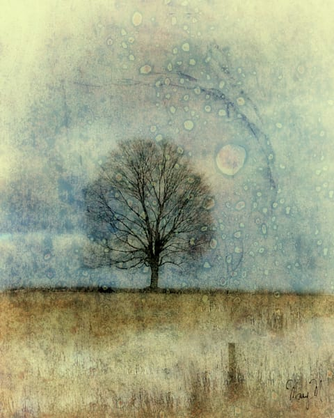 Geoscape Tree Talk Art | FortMort Fine Art