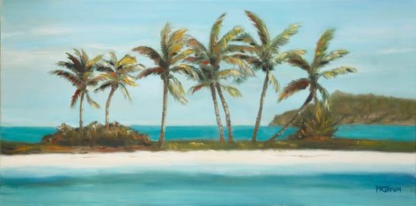 Caribbean Paradise Ii Art | Pamela Ramey Tatum Fine Art