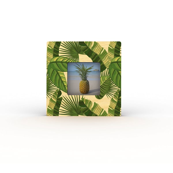 Colorfuse Mini Frames | Palm Mix Leaves