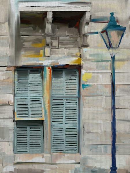 Bridgetown by Studio Arts Wrapped Canvas Art Print