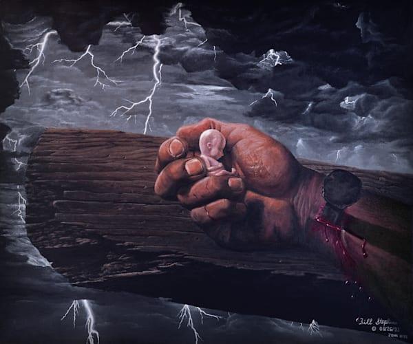 """Amazing Grace"" by Bill Stephens | Prophetics Gallery"
