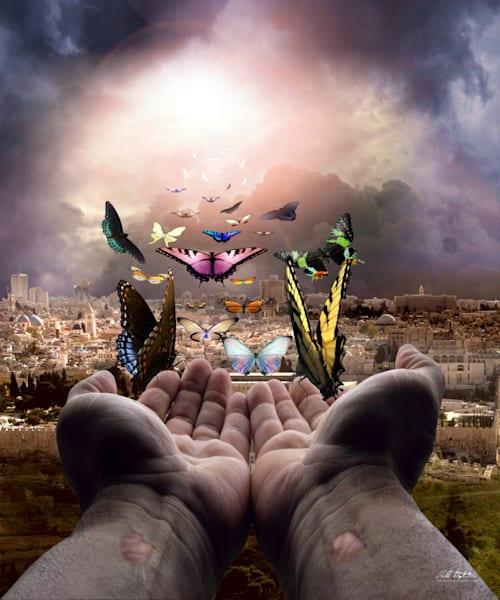 """Born Again Israel"" by Bill Stephens | Prophetics Gallery"