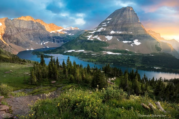 Glacier National Park & Montana