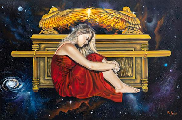 """""""The Secret Place"""" by Ilse Kleyn   Prophetics Gallery"""