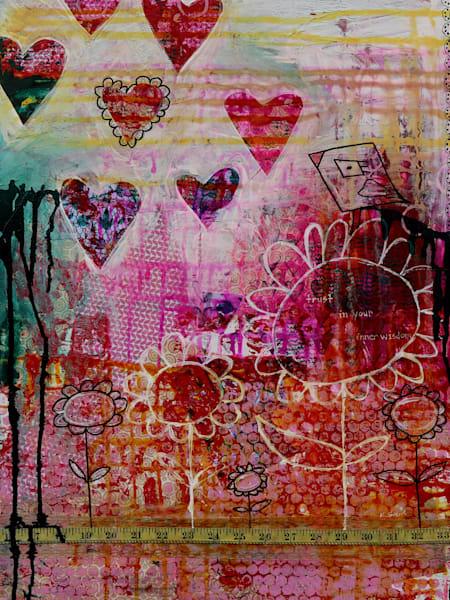 Trust Your Inner Wisdom Art | Roost Studios, Inc.