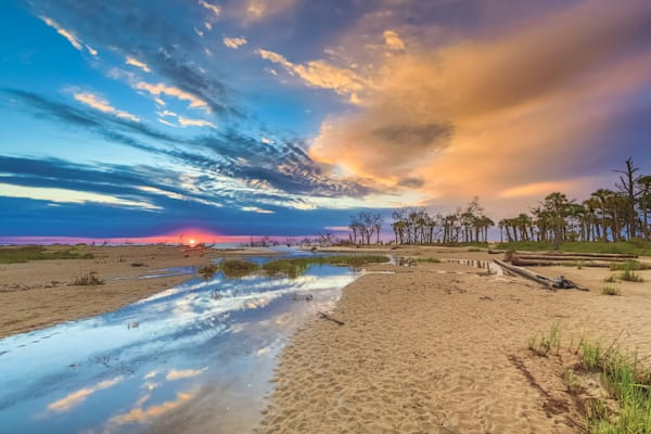 Rising Sun Photography Art | Phil Heim Photography