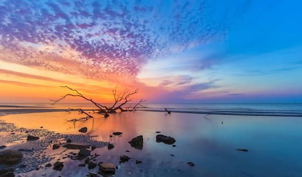 Calming Sunrise Photography Art | Phil Heim Photography