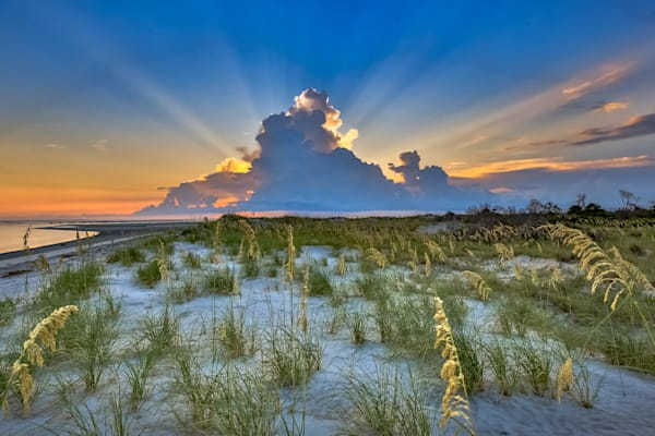 Beaming Sunrise Photography Art | Phil Heim Photography