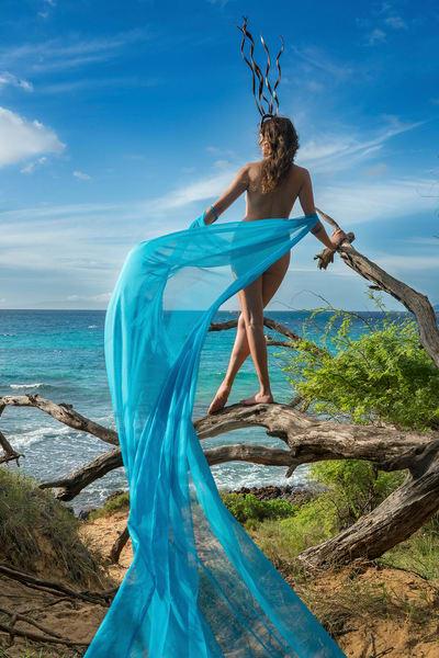 Aquamarine Lucid Dream