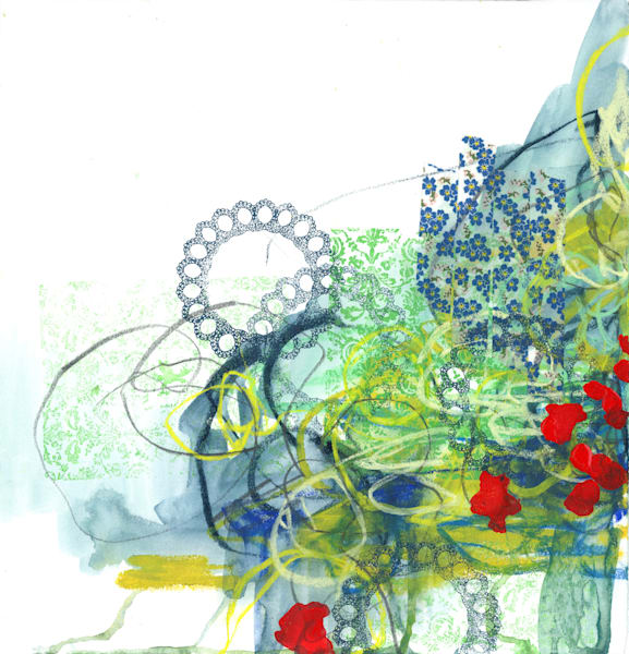 Day 62  (100 Day Project 2016) Art | Kathryn Neale Studio