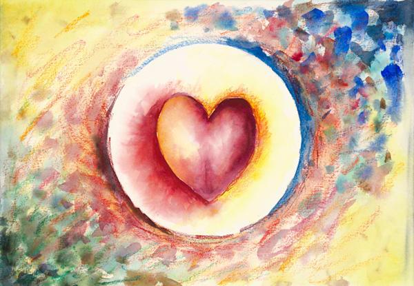 16x20 Hearts #20 Art | HFA print gallery