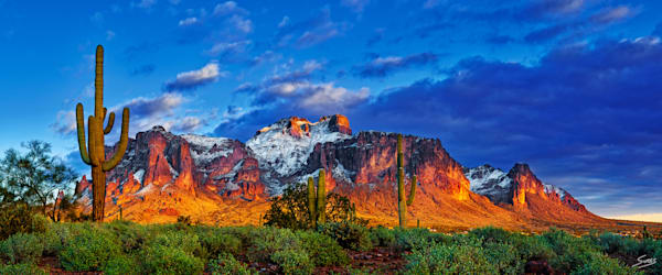 A New Hope - Superstition Mountains, Arizona