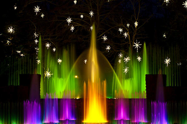 Fountains of Longwood Gardens