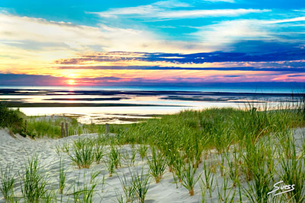Cape Cod Sunset