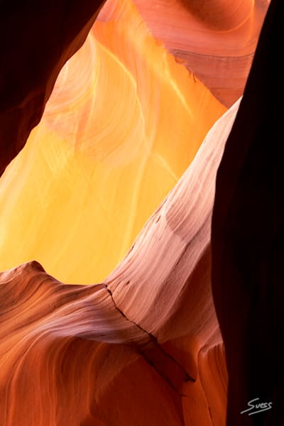 Antelope Canyon - Cracked