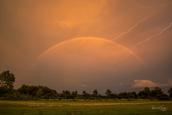 The Lightning and the Rainbow - Strike 3