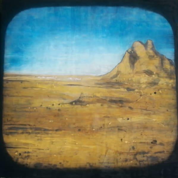 Desert Rock Art | Leah Johnson Art