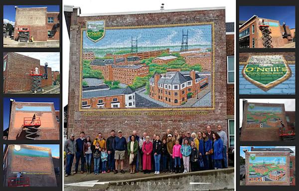 O'Neill's Mural