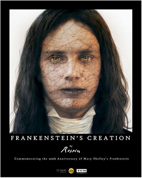 Frankenstein Poster (Unframed)