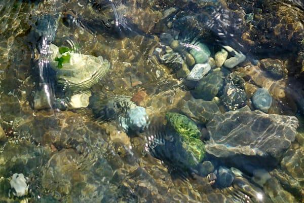 Shoreline Ripples