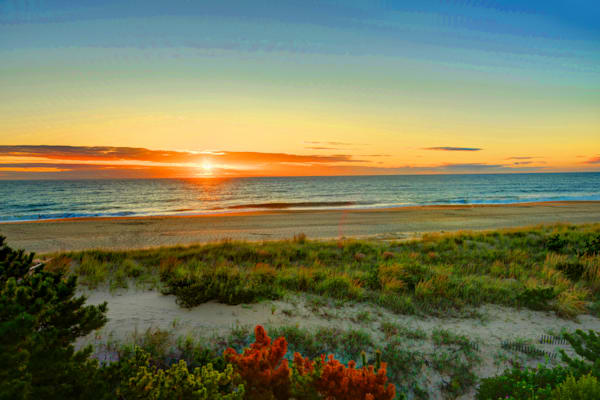 Bethany Beach Sunrise  Photograph