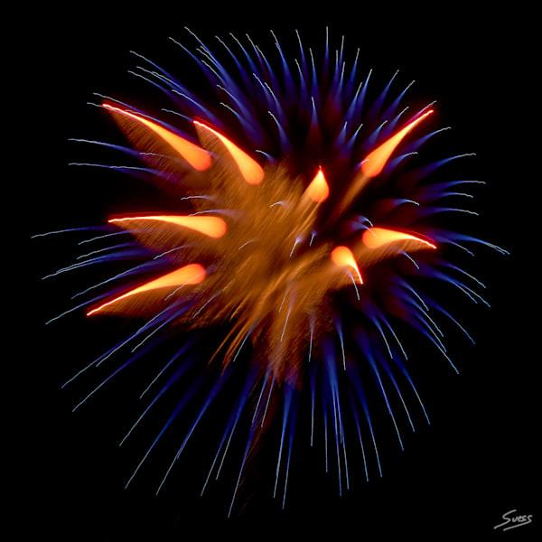 Fireworks - Untitled #145