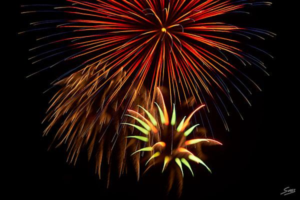 Fireworks - Untitled #172