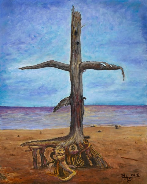 """The Word Of The Cross"" by Bettye Stanley 