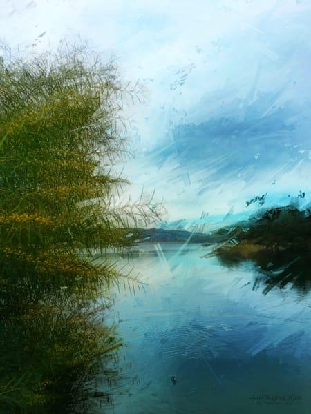 """His Steadfast Love..."" - digital painting photograph"