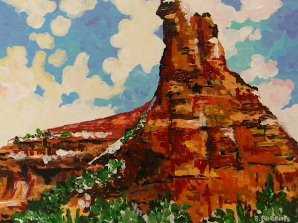 sedona red rocks desert