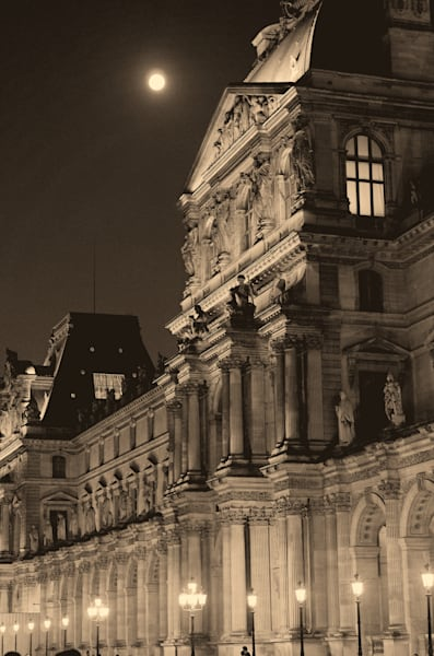 Moonlight, Paris