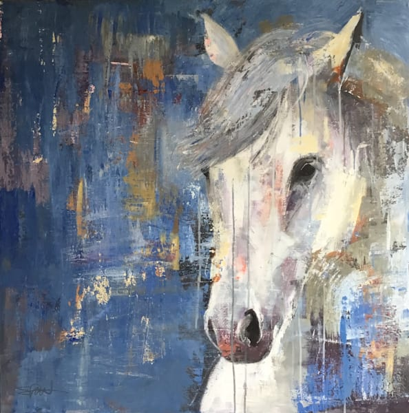 Horse Fine Art Paintings & Prints by Steph Fonteyn