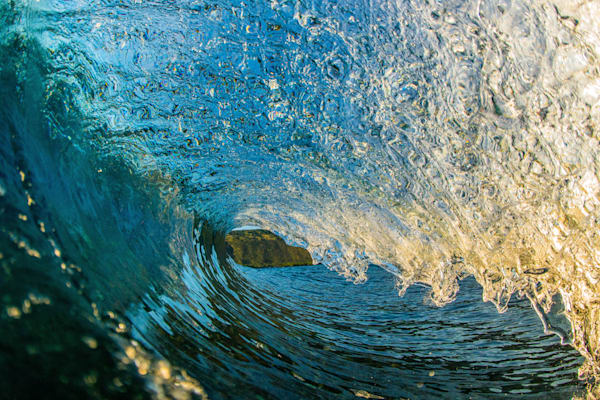 Wave and Surf Photography | Kona Sunrise by William Weaver