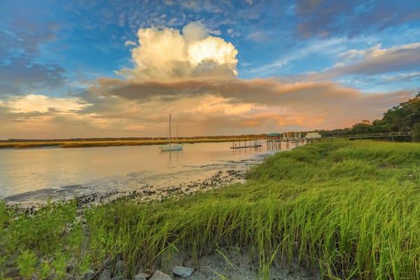 Marsh View Sunset