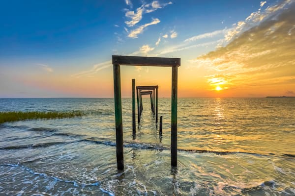 Doors To The Sea Photography Art | Phil Heim Photography